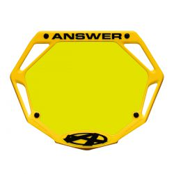 ANSWER 3D Number plate pro