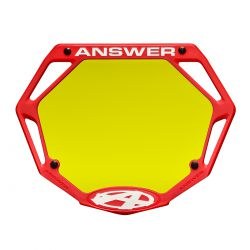 Plaque ANSWER 3D pro