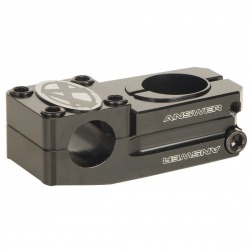 "Potence ANSWER alu pro 1-1/8"" longueur 45/52mm black"