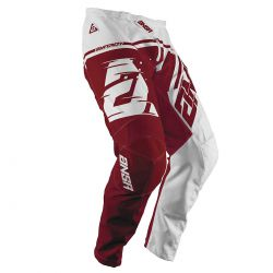 Pantalon ANSR syncron Air 2018.5 Blanc/Rouge
