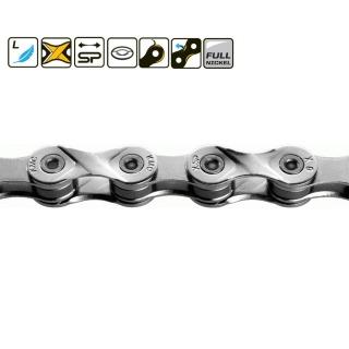 """KMC X9 11/128"""" chain"""