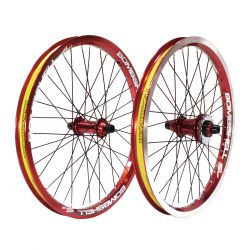 """Roues BOMBSHELL one80 24""""x1.75"""""""