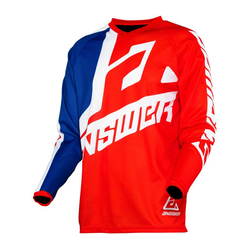 ANSR Syncron Voyd 2020 jersey red/blue