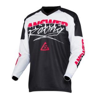 ANSR Syncron Glow 2020 jersey black/white