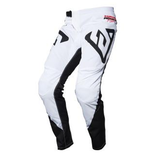 Pantalón ANSR Syncron Voyd 2020 blanco/negro