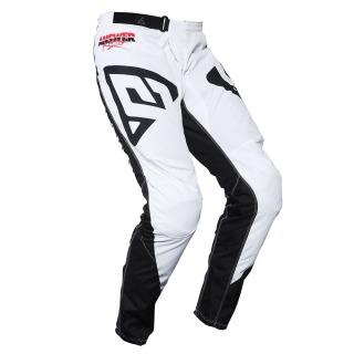 Pantalón ANSR Syncron Glow 2020 blanco/negro