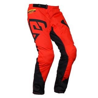 Pantalón ANSR Syncron Glow 2020 rojo/negro