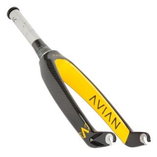AVIAN versus pro 10mm fork