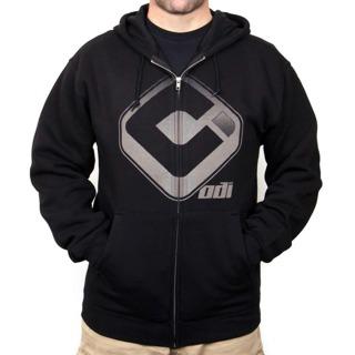 Sweat a capuche ODI matrix hoodie medium black