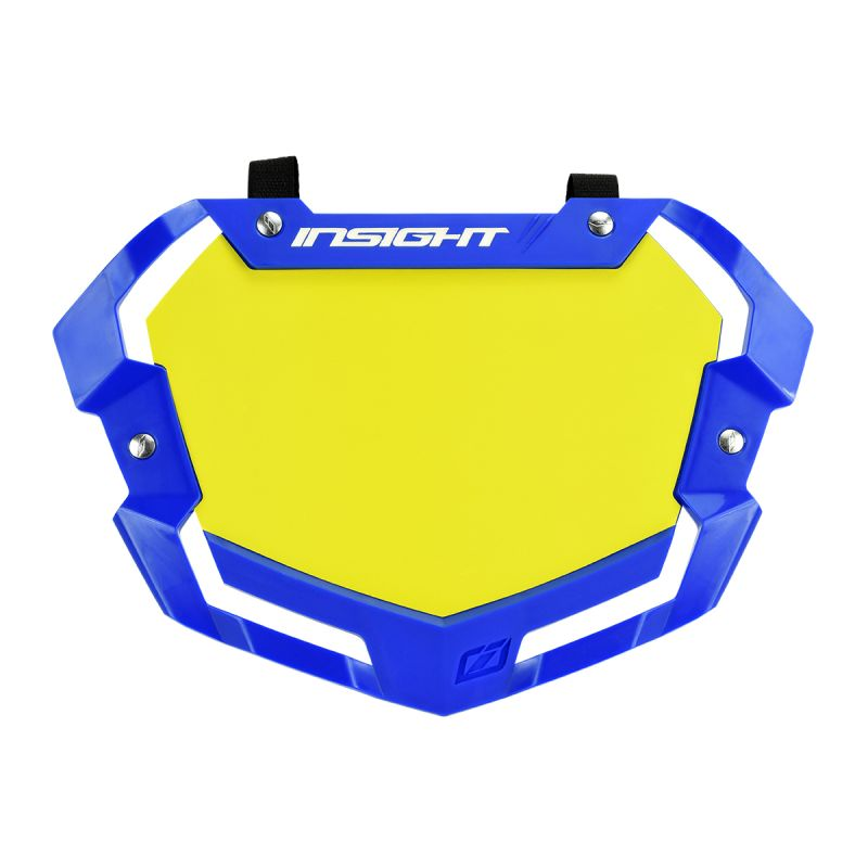 Plaque INSIGHT 3D vision2 pro white & yellow/black
