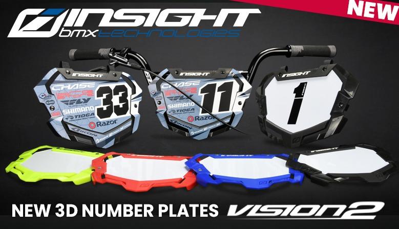 insight 3D plaques
